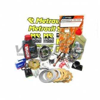 Preparación motor AM6 Metrakit PRO RACE