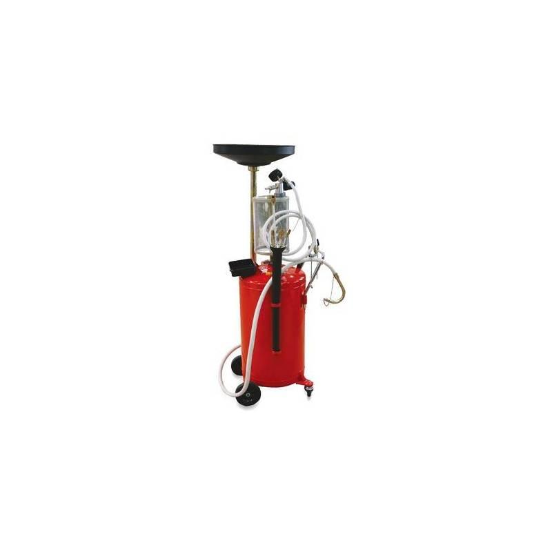 Extractor de aceite neumático