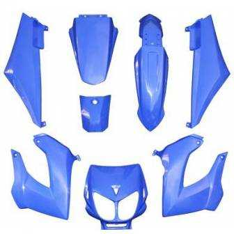 Kit carenados P2R Derbi Senda 50 /R 2000 8 Piezas