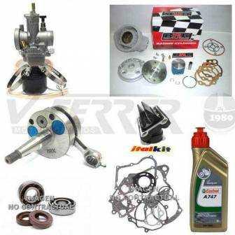 Preparación motor AM6 BRK 88CC