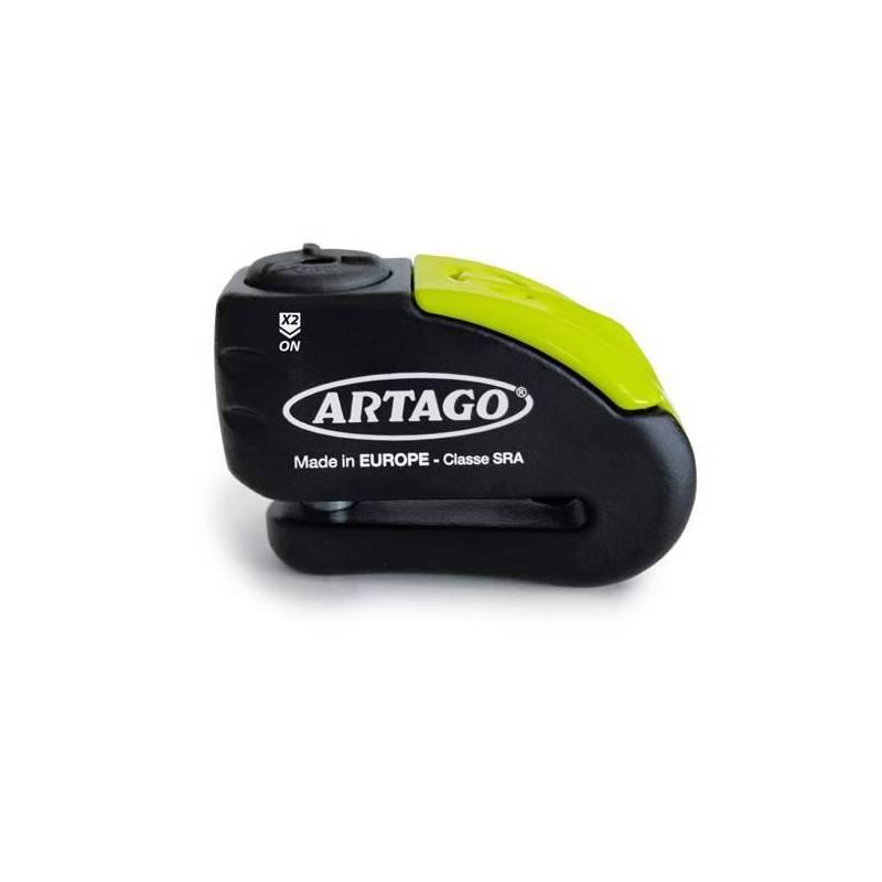 Antirobo Disco Moto Artago Bunker Alarma 30x