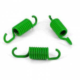 MUELLES EMBRAGUE CARENZI RACING VERDES +15%