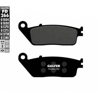 PASTILLAS FRENO GALFER FD266-G1050 (scooter)