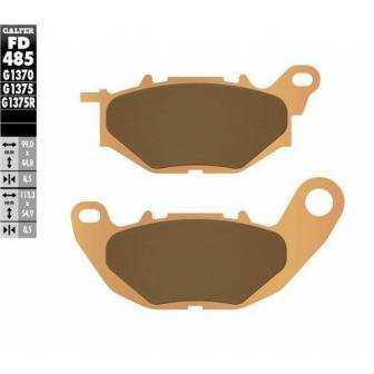 PASTILLAS FRENO GALFER FD485-G1370 (sinterizado)