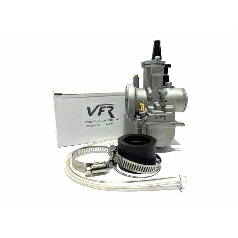 Carburador VFR tipo OKO PWK 21MM con POWER JET