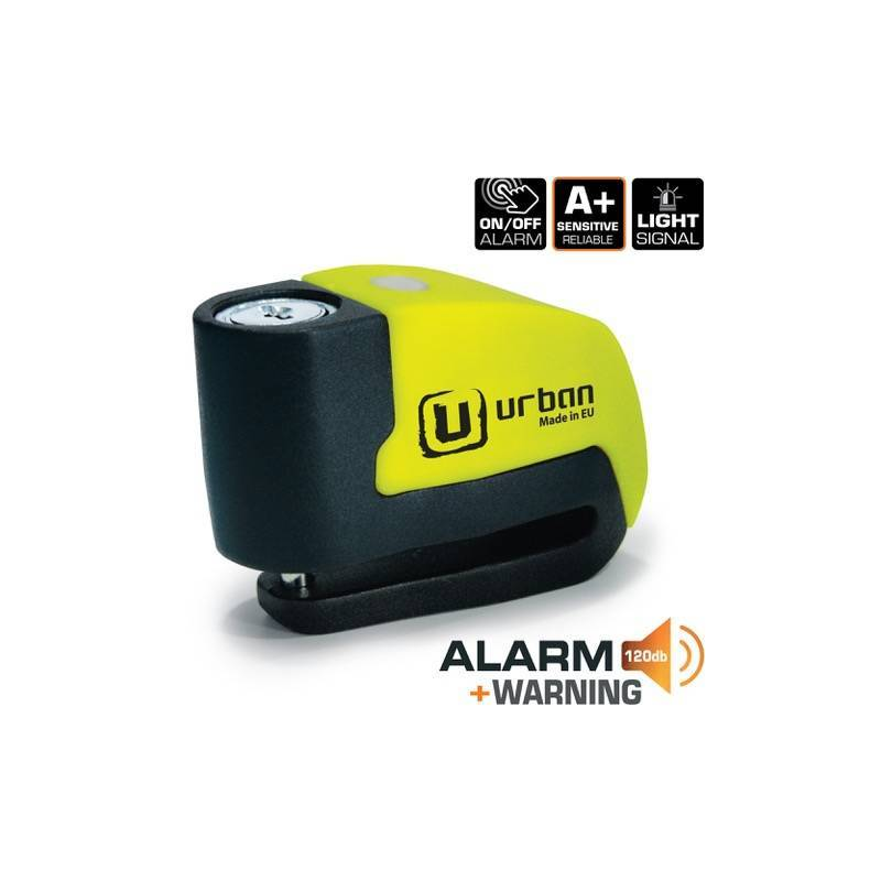 Antirobo Disco Urban Alarma Ur6