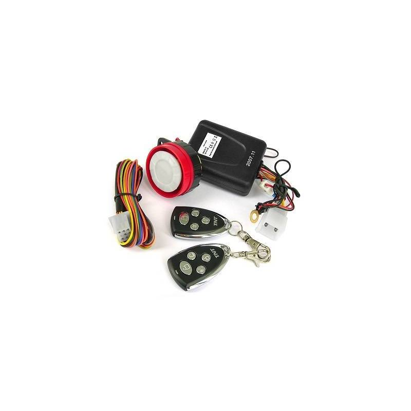 Alarma TNT para moto y scooter