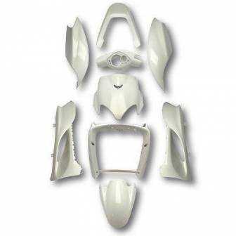 Kit carenados TNT Yamaha Jog RR 8 Piezas