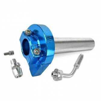 Mando gas rápido TNT aluminio