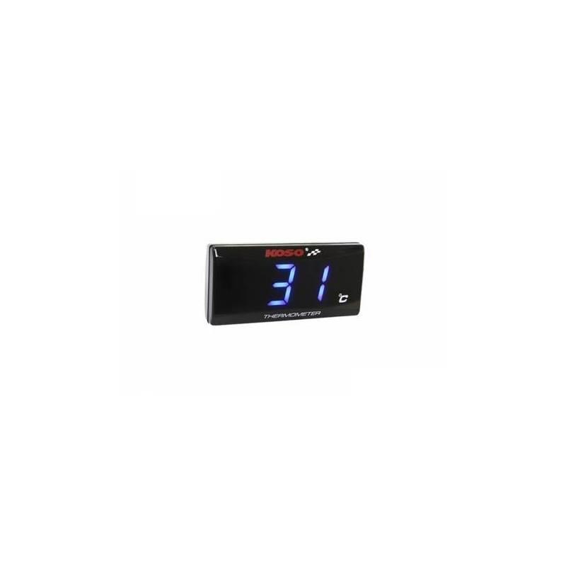 Reloj temperatura KOSO Azul BA024B10