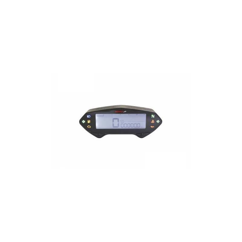 Velocímetro universal KOSO DB-01RN BA041000
