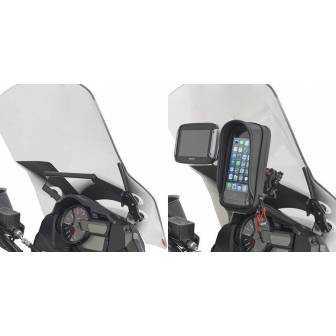 BARRA SOPORTE SMARTPHONE/GPS GIVI FB3114