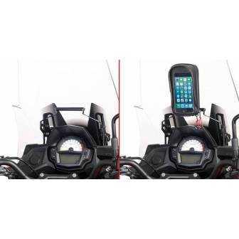 BARRA SOPORTE SMARTPHONE/GPS GIVI FB4114
