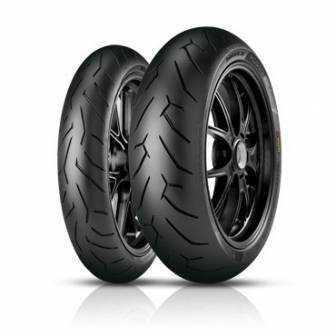 Pirelli 120/70 zr 17 m/c (58w) tl (k) diablo rosso ii