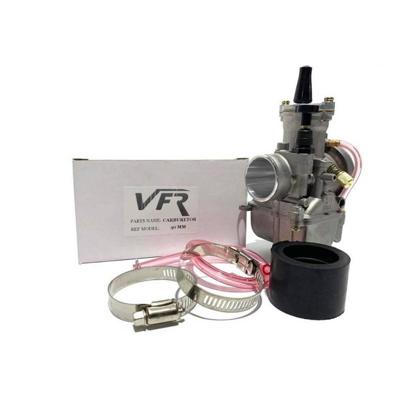 Carburador VFR tipo OKO PWK 30MM con POWER JET