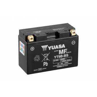 Batería de moto YUASA YT9B-BS (YT9B-4)
