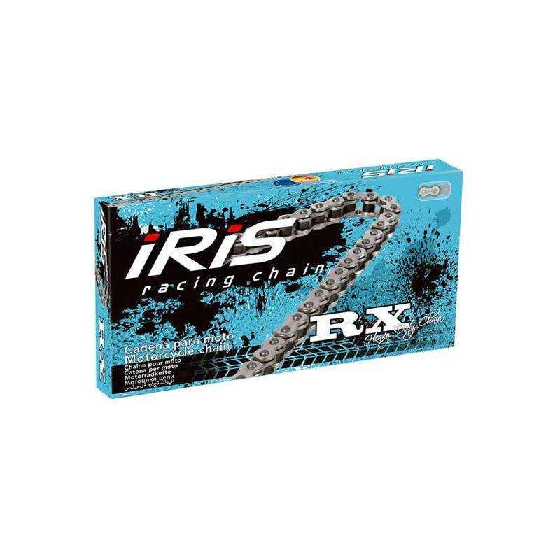 Cadena transmision IRIS 428 RX 136 PASOS
