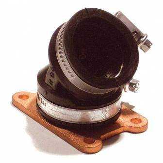 Toma admision RQ AM corta diametro 34 carb 28 ref 12101