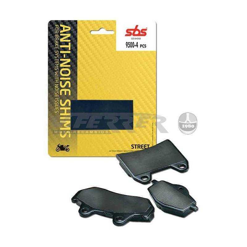Kit (Shim) aislante térmico y anti ruido SBS
