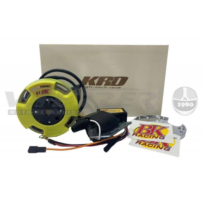 Rotor KRD edición BK Racing con luz DIGITAL
