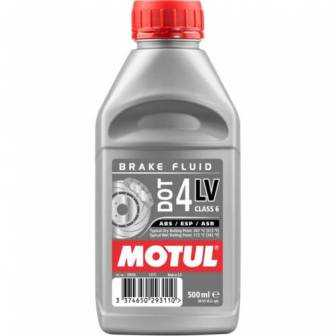 Aceite MOTUL moto DOT-4 BRAKE FLUID 500ml