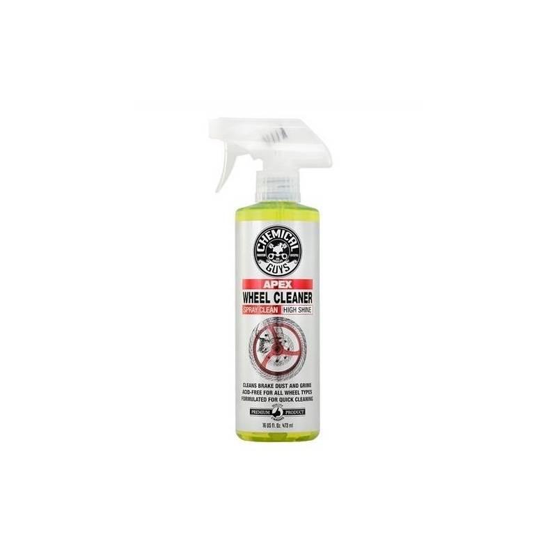 Chemical Guys Apex Wheel Cleaner Spray On
