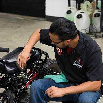Chemical Guys Moto Leather Cleaner & Protect