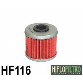 FILTRO ACEITE HIFLOFILTRO HF116