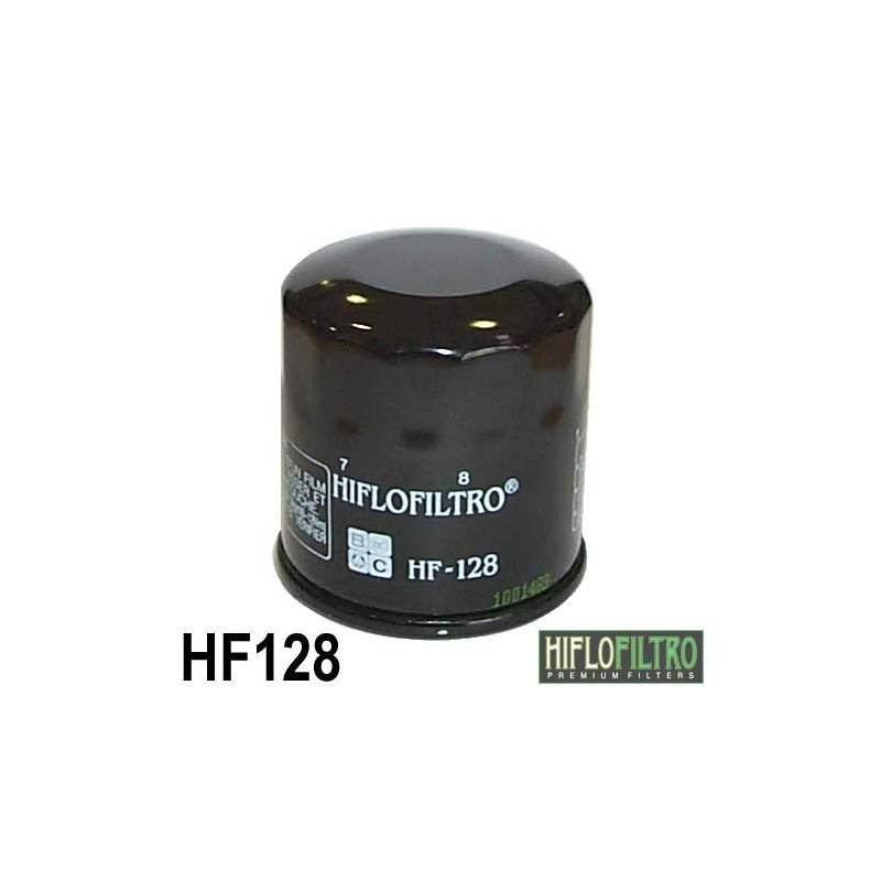 Filtro aceite moto HIFLOFiltro HF128