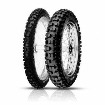 Neumático moto pirelli 130/90 - 18 m/c 69r mt 21 rallycross