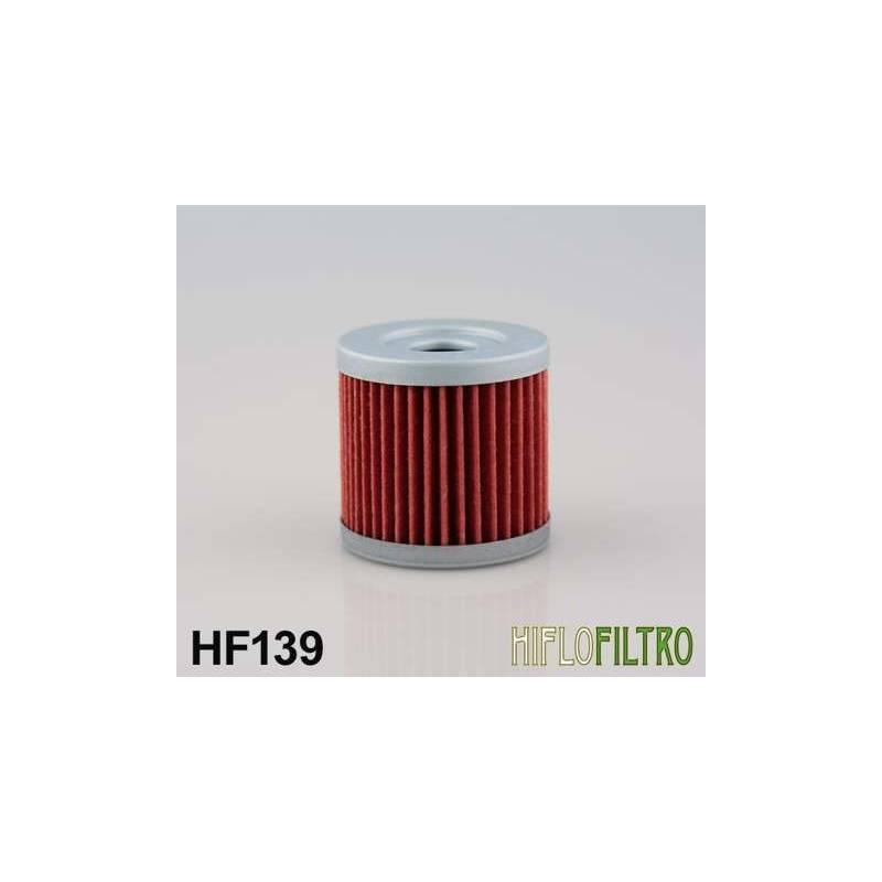 Filtro aceite moto HIFLOFiltro HF139