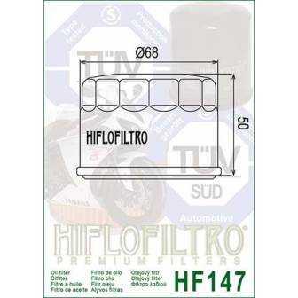 FILTRO ACEITE HIFLOFILTRO HF147