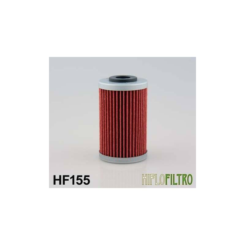 Filtro aceite moto HIFLOFiltro HF155