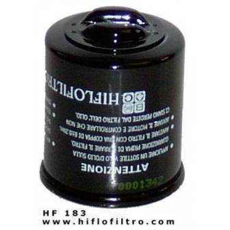 Filtro aceite moto HIFLOFiltro HF183