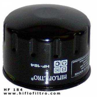 Filtro aceite moto HIFLOFiltro HF184