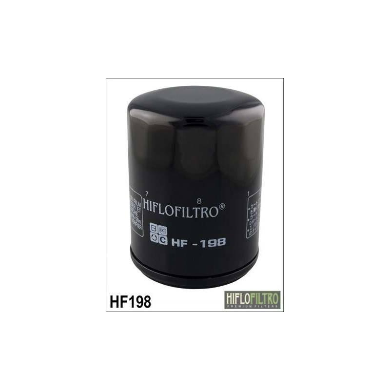 Filtro aceite moto HIFLOFiltro HF198