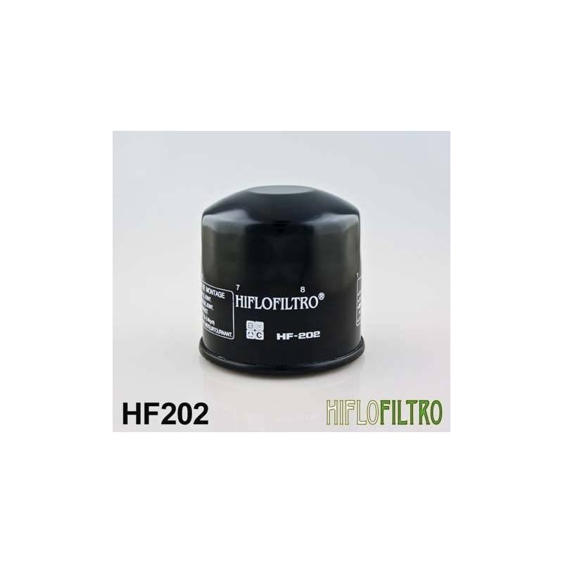 Filtro aceite moto HIFLOFiltro HF202