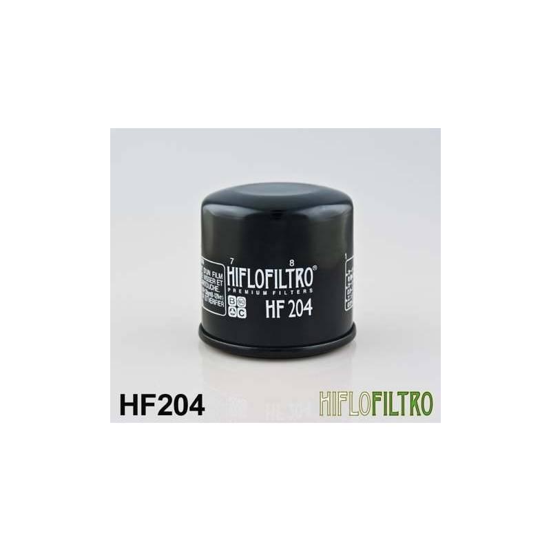 Filtro aceite moto HIFLOFiltro HF204
