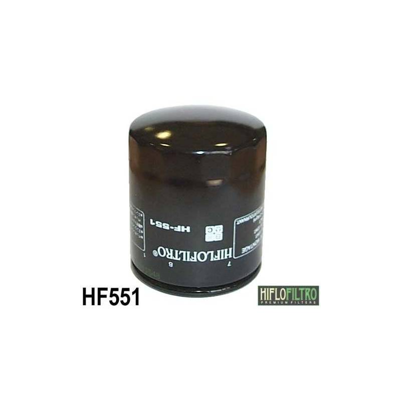 Filtro aceite moto HIFLOFiltro HF551
