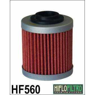 Filtro aceite moto HIFLOFiltro HF560