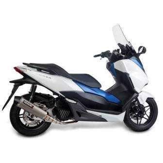 Escape Yasuni moto Honda Forza 125 TUB656 Titanium