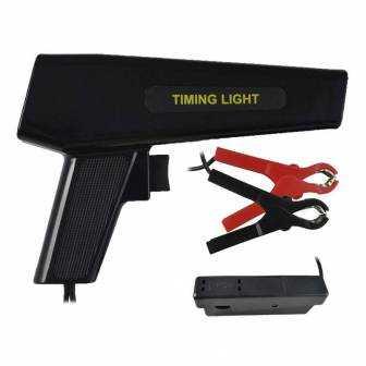 Pistola estroboscópica JBM con sensor inductivo