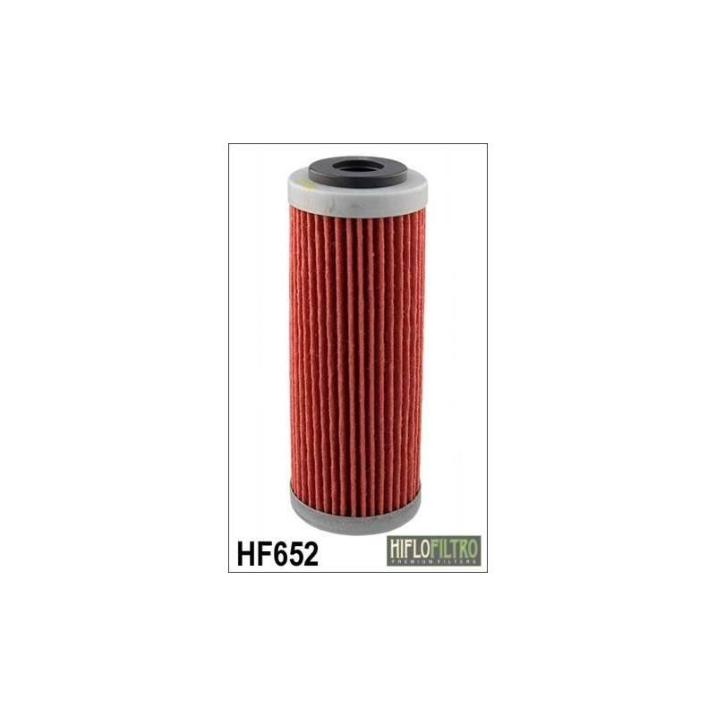 Filtro aceite moto HIFLOFiltro HF652