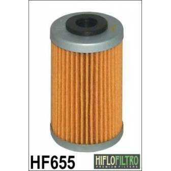 Filtro aceite moto HIFLOFiltro HF655