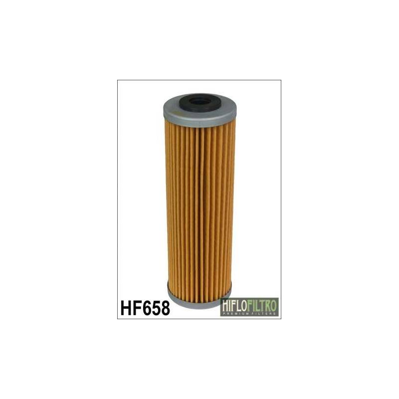 Filtro aceite moto HIFLOFiltro HF658