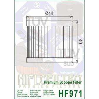 FILTRO ACEITE HIFLOFILTRO HF971