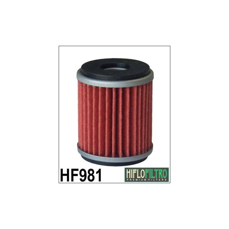 Filtro aceite moto HIFLOFiltro HF981