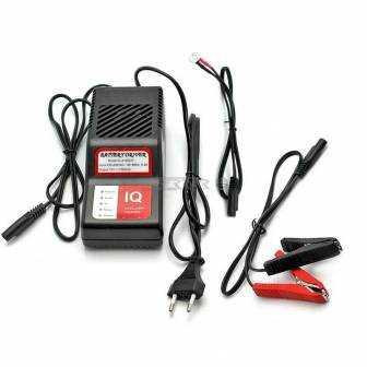 Cargador batería y mantenimiento 6-12V 1A