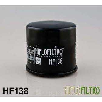 Filtro aceite moto HIFLOFiltro HF138B