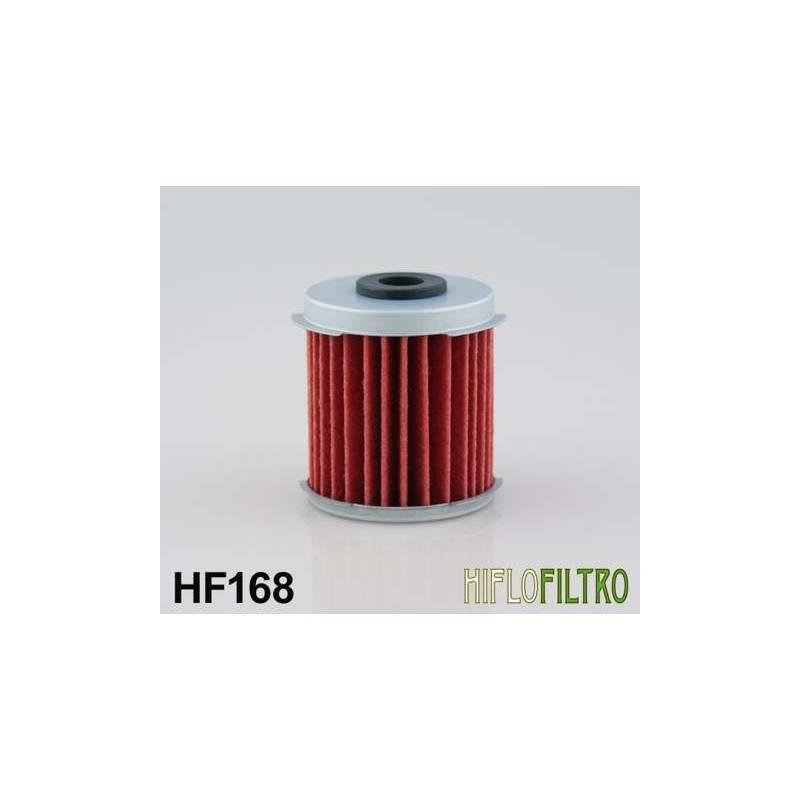 Filtro aceite moto HIFLOFiltro HF168